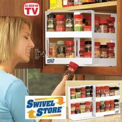 Swivel Store-organizer