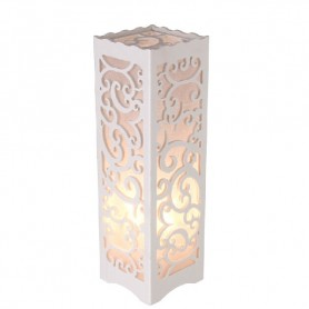 Hyggelig bordlampe