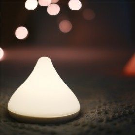 Intelligent LED-lampe med touch