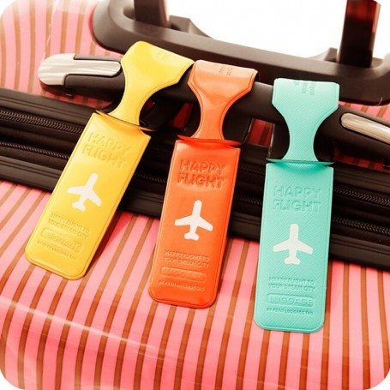 Kuffert-tag med kontaktinfo