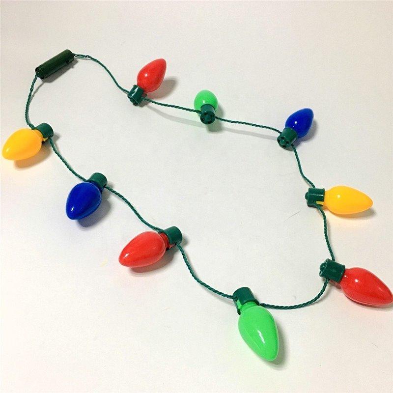LED-lampe med lys i begge ender