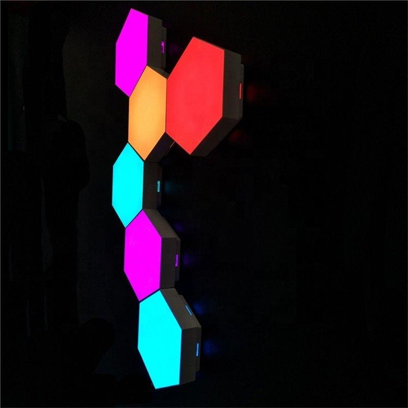 Lyskæde med LED-bolde
