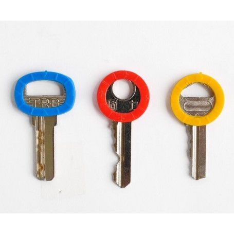Gummiring til nøgle
