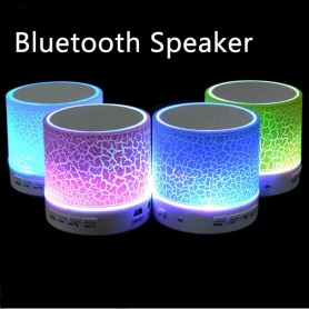 LED mini-bluetooth højtaler
