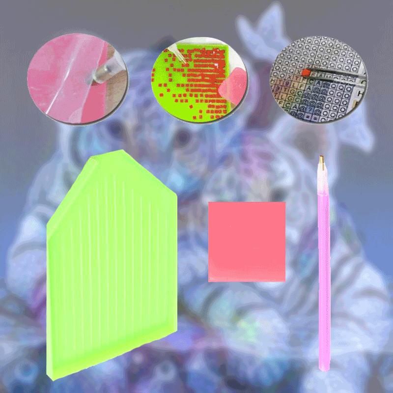 Toiletpapir med print