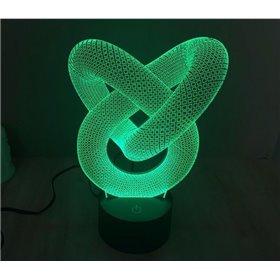 Elektronisk lænde-massager med varme til bilen/hjemmet