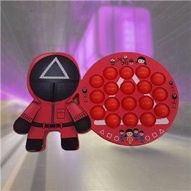 Væg-ophængt vase