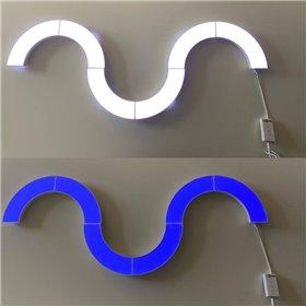 Flot æske til tandbørste og tandpasta