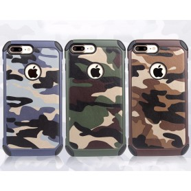 Camouflage cover til iPhone 7