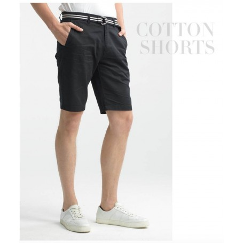 Giordano shorts med bælte