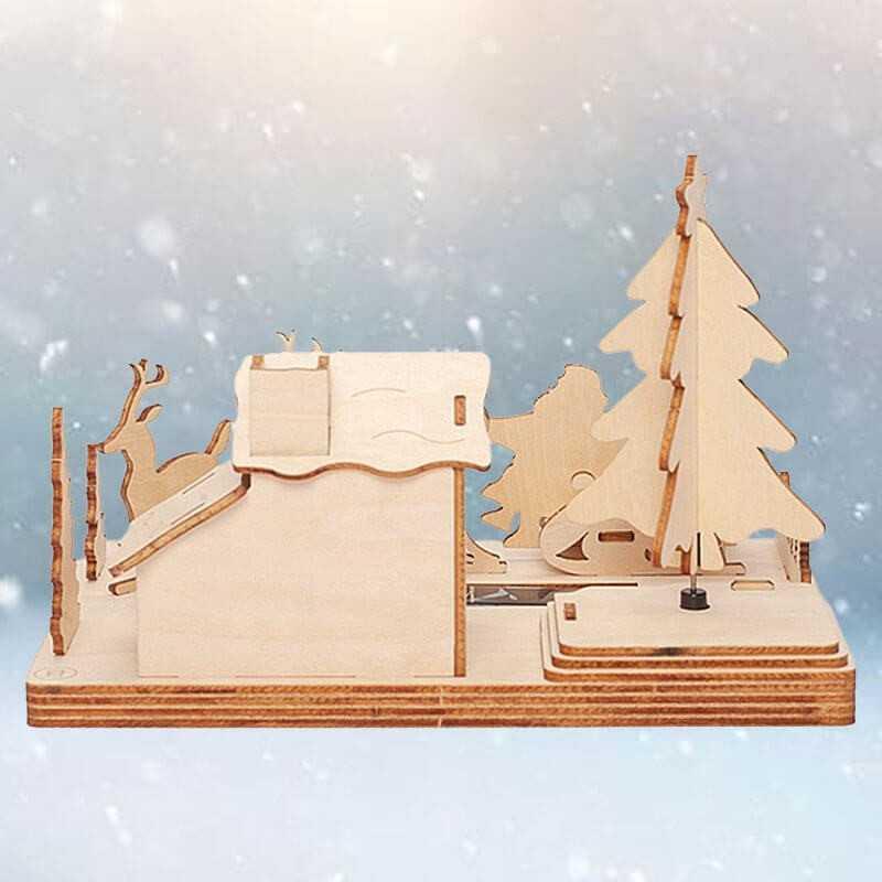 Boho-style lang kjole