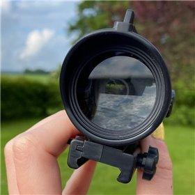 Shiatsu-massagepude med infrarød varme