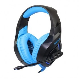Gaming headset med mikrofon