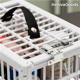 Smart olieflaske med bagepensel